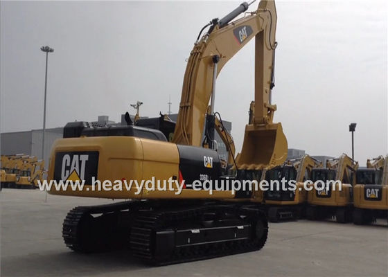 चीन Caterpillar Excavator 330D2L with 30tons Operation Weight , 156kw Cat Engine, 1.54m3 Bucket आपूर्तिकर्ता